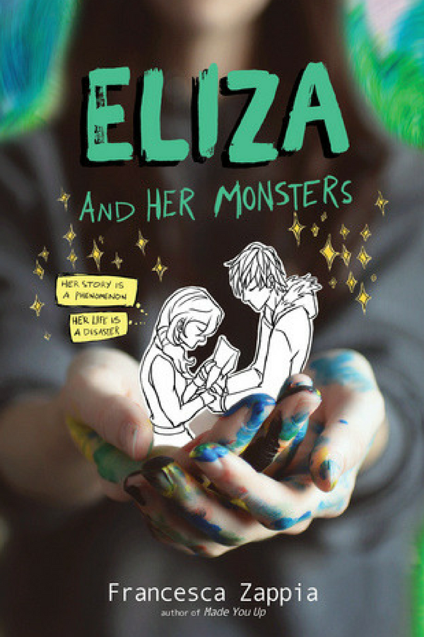New Review of Eliza and Her Monsters by Francesca Zappia