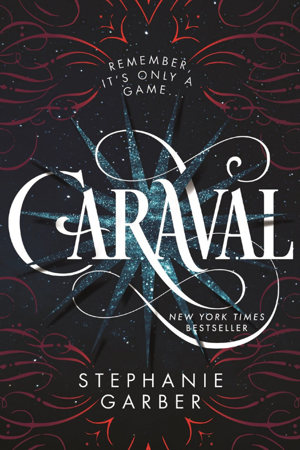 Caraval by Stephanie Garber Book Review