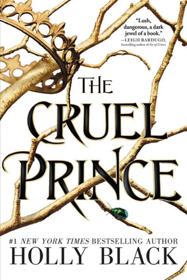 The Cruel Prince by Holly Black Book Review
