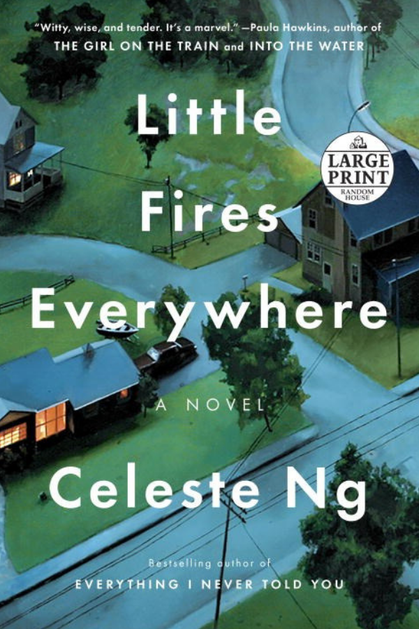Little Fires Every by Celeste Ng - Book Review Coming Soon